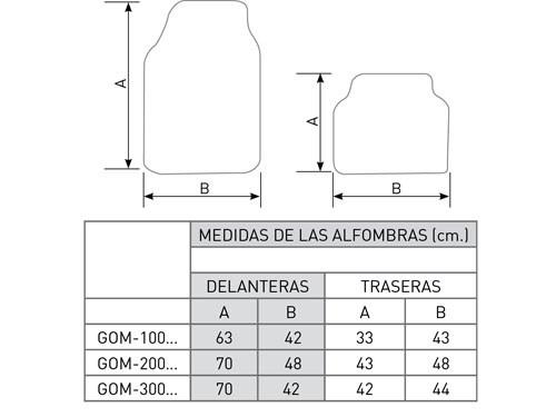 ALFOMBRA PVC