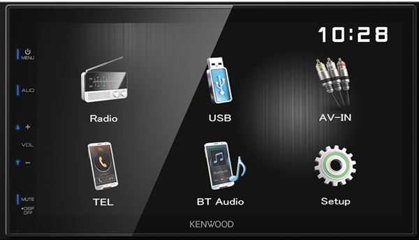 KENWOOD DMX110BT